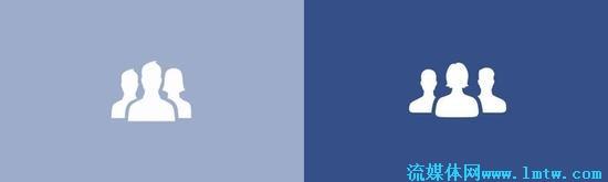 网络流媒体--facebook修改头像图标:为体现男女平等